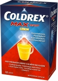Coldrex Maxgrip Citron por.plv.sol.10ks