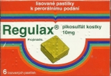 Regulax Pikosulfat kostky 6x10mg