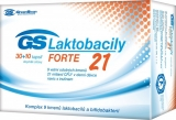 GS LAKTOBACILY FORTE21 CPS.30+10 cps.