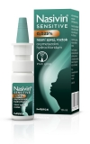 Nasivin Sensitive 0.025 % spr.sol.1x10ml