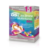 GS Extra Strong Multivitamin 50+ tbl.60+60 2018