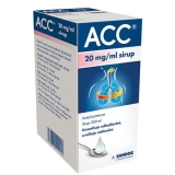 ACC 20 mg/ml sirup 200 ml