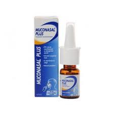 Muconasal PLUS nos.spr. 10ml
