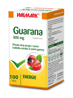 Walmark Guarana 800mg 100tbl.