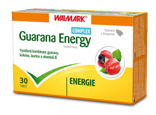 Walmark Guarana Energy tbl.30