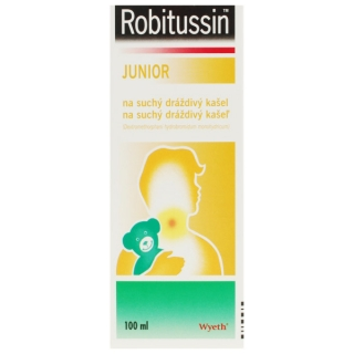 Robitussin Junior 100ml sir.
