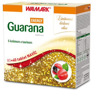 Walmark Guarana Energy tbl.80+40