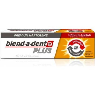 Blend-a-dent upevňující krém Plus Duo Power 40g